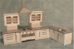 7 Piece Kitchen Set