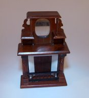 Dollhouse Miniature 1/12 scale VICTORIAN FIREPLACE