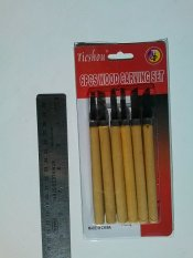 WOOD CARVING SET
