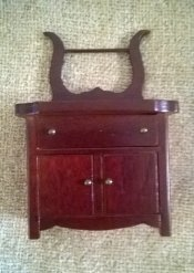 CHEST/WASH STAND